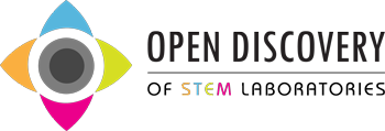 Open Discovery of STEM Laboratories Logo